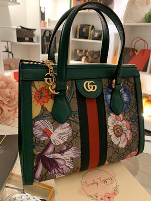 Gucci Ophidia Bag floral small tote bag GG for Sale in Whitehall, PA