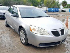 2007 Pontiac G6 for Sale in North Miami, FL