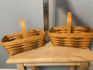 Longaberger Baskets for Sale in Glendale, AZ