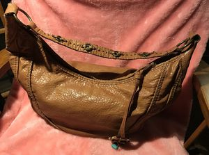 Hobo Bag - Purse - Jessica Simpson - Brown for Sale in St. Louis, MO