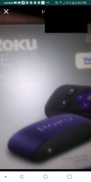 Roku SE for Sale in Tucson, AZ