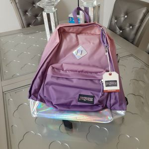 Jansport Super FX Iridescent Sunset Backpack for Sale in Chula Vista, CA