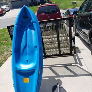 Lifetime small sit on kayak $40 for Sale in Graham, NC