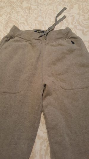 Brand new grey Polo sweatpants for Sale in Oxon Hill, MD