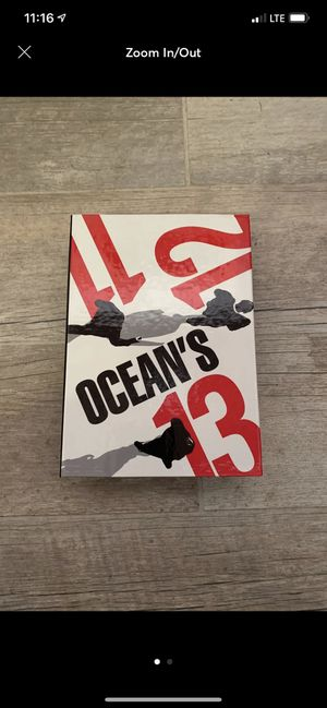 Oceans Trilogy DVDs for Sale in Providence, RI