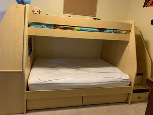 Berg Bunk Bed for Sale in Ellicott City, MD