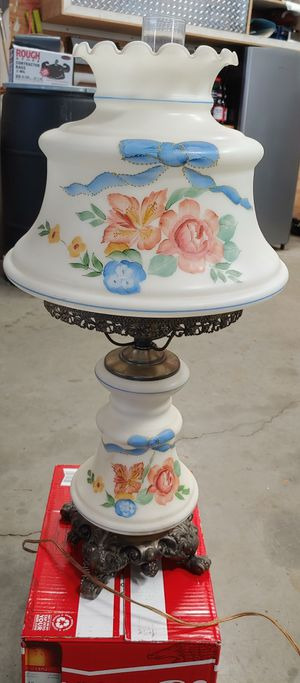 """Ceramic 29"""" Table Lamp for Sale in South Attleboro, MA"""