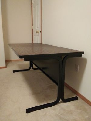 Office desk or craft table for Sale in Tigard, OR