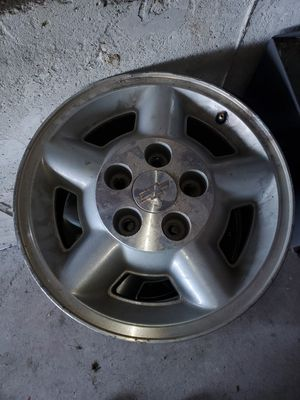 Chevy S10 rims and tires for Sale in Charlton, MA