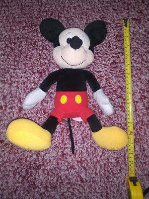 Mickey Mouse Stuffed Toy for Sale in Victoria, TX