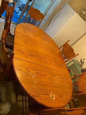 Dining Room Table and Chairs for Sale in Clovis, CA