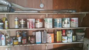 Free paint and chemicals in Claremont 1838 Roanoke Rd for Sale in Claremont, CA