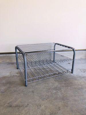 Small metal shelf garage organizer/estante organizador for Sale in Katy, TX