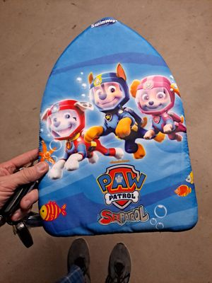 Paw patrol buggy board, swim board for Sale in VERNON ROCKVL, CT