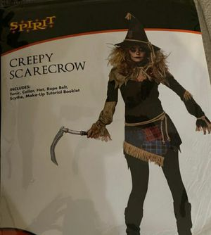 Scarecrow costume for Sale in Riverside, CA