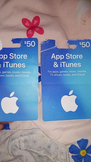 App store & itunes for Sale in Arlington, TX