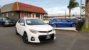 2016 Toyota Corolla for Sale in Bloomington, CA