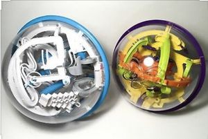 Like New! (2) Perplexus Balls: Epic & The Original Game Maze 3D - Over 100 Obstacles Per Ball for Sale in Pembroke Pines, FL