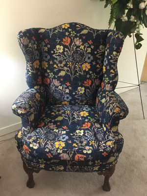 Antique chair from estate sale for Sale in Pikesville, MD