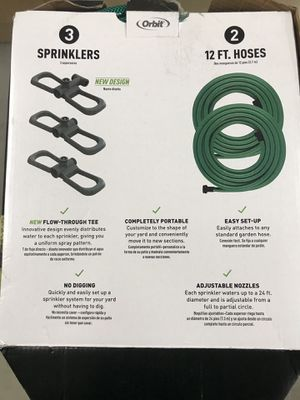 Water Hose with Sprinklers for Sale in San Diego, CA