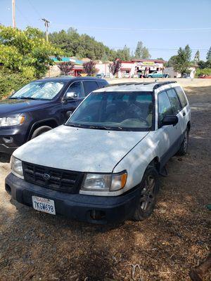 Subaru Forester 2000 for Sale in Diamond Springs, CA
