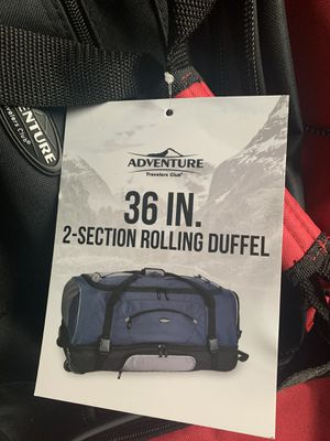 Rolling Duffle Bag for Sale in Crofton, MD