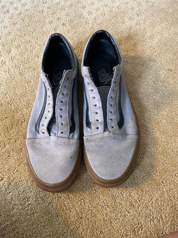 Vans Shoes Size 8.5 In Men's