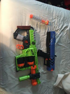 Nerf gun for Sale in Rancho Cucamonga, CA