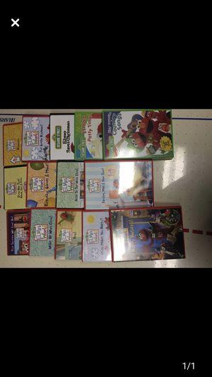 Elmo DVD's for Sale in Jackson Township, NJ