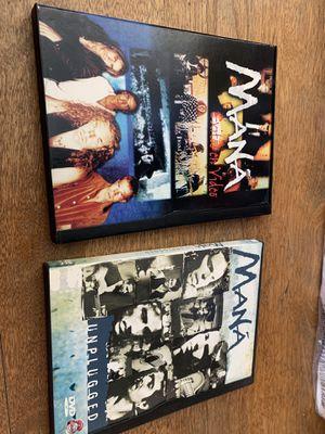 Maná exitos en video, unplugged for Sale in Pasadena, CA