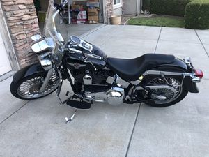 2005 Harley Davidson Softtail Fat Boy 15 Anniversary for Sale in Concord, CA