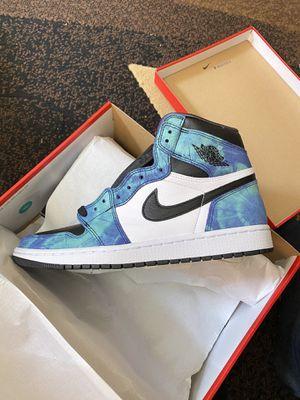 """Air Jordan 1 High OG """"Tie Dye"""" sz 7.5 mens for Sale in Philadelphia, PA"""