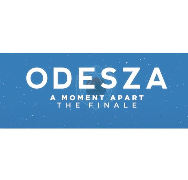 2 Tickets to ODESZA: A Moment Apart on Friday July 26