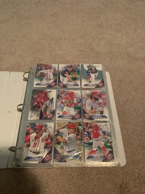 2017 full set of baseball cards for Sale in Silver Spring, MD