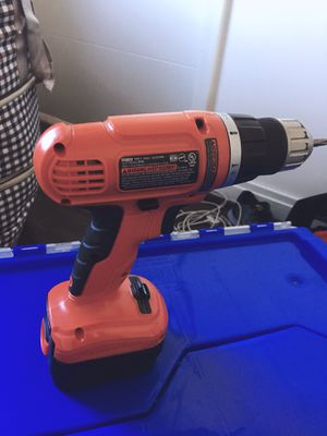 BLACK+DECKER 12V Drill / Driver for Sale in Chevy Chase, MD