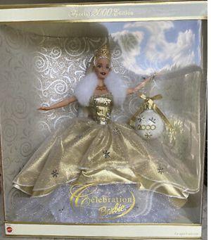 Celebration 2000 Barbie Doll - Mint Condition, Never Opened, Original Owner for Sale in Woodbridge, VA
