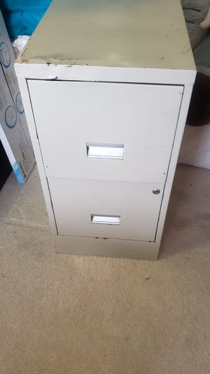 2 drawer file cabinet for Sale in Vancouver, WA