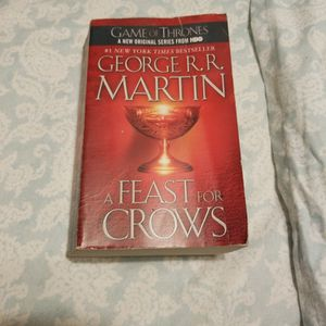 Game Of Thrones Book Feast For Crows for Sale in Surprise, AZ
