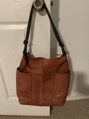Sundance brand slouch leather bag for Sale in Melbourne Village, FL