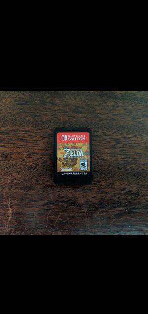 Zelda breathe wild for Sale in Oceanside, CA