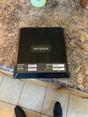 Netgear modem/router for Sale in Lombard, IL