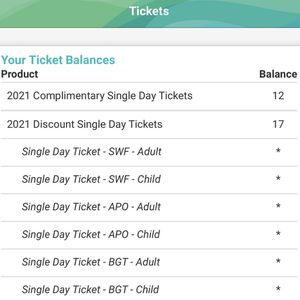 2021 Busch Gardens Tickets for Sale in Newport News, VA