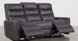 Power reclining sofa/couch for Sale in Oakland, CA