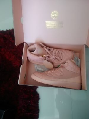 Air Jordan 2 retro just don size 5y for Sale in Miami, FL