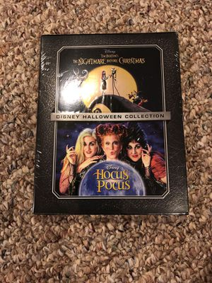 Disney nightmare before Christmas and Hocus Pocus Halloween Collection for Sale in Annandale, VA