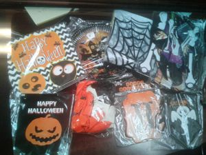 Halloween party pack for Sale in Stockton, CA