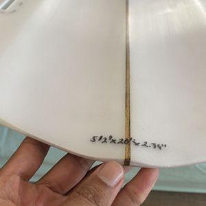 """Album Plasmic Twin Fin Shortboard 5'2""""x20""""x2.34 (30.2L) for Sale in Garden Grove, CA"""