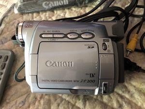 CANON MINI DV for Sale in Concord, CA
