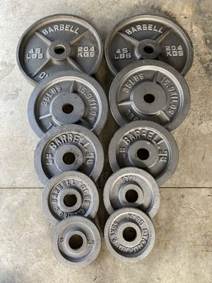 Olympic Weight Set for Sale in Baldwin Park, CA