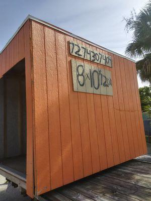 Multiple sheds for sale for Sale in St. Petersburg, FL